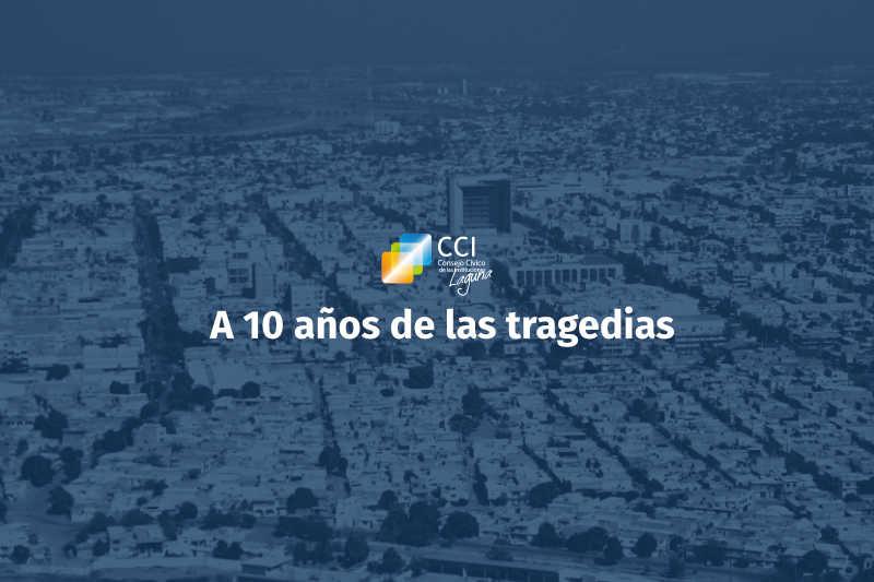 A 10 años de las tragedias