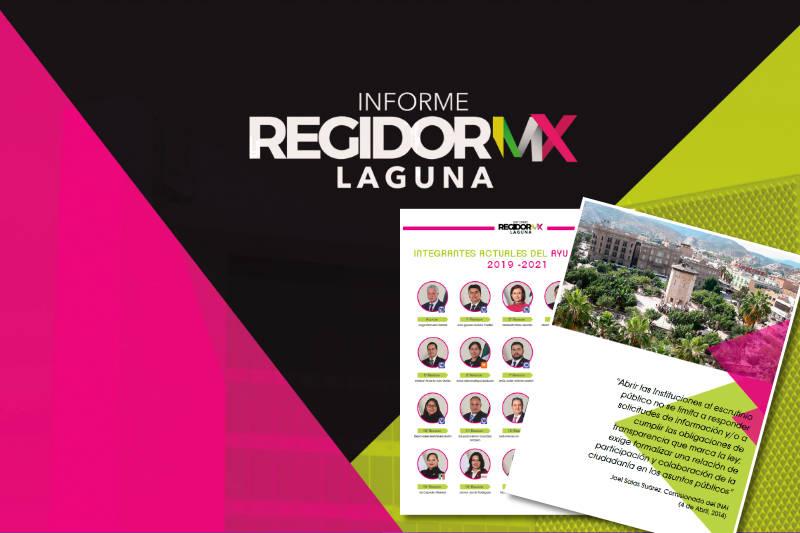 Informe Anual 2019 RegidorMX Laguna