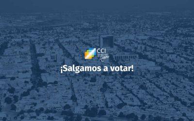 ¡Salgamos a votar!