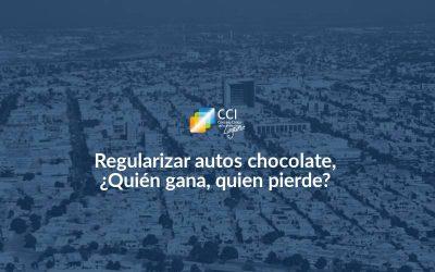 Regularizar autos chocolate, ¿Quién gana, quien pierde?