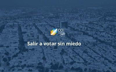 Salir a votar sin miedo