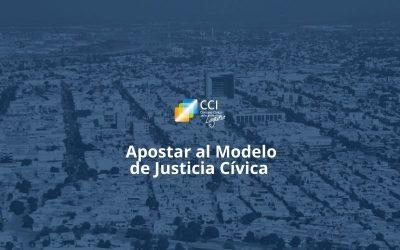 Apostar al Modelo de Justicia Cívica