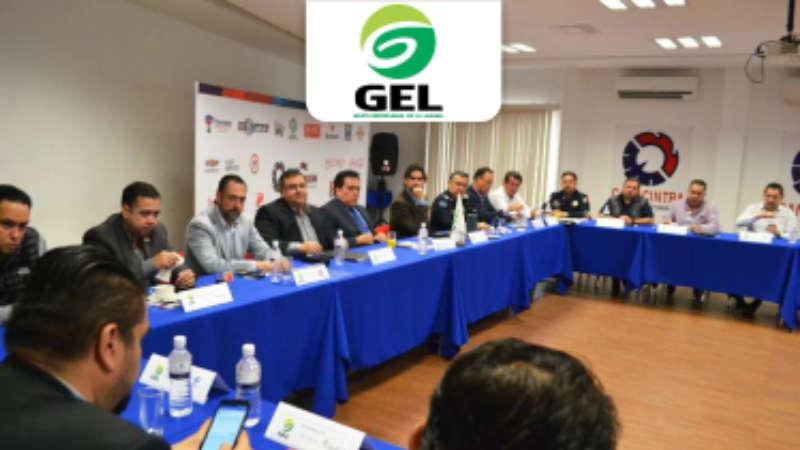 Rueda de prensa con Grupo Empresarial Lagunero